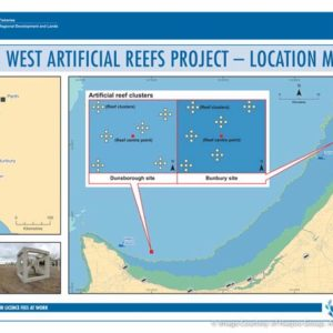 SW Artificial Reef_map